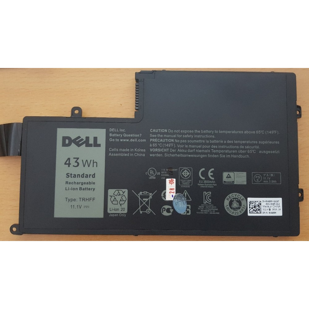 Pin laptop Dell Inspiron 5547 15-5547 ZIN