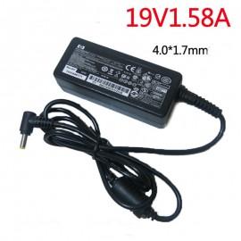 Sạc laptop HP 19v-1.58A đầu kim