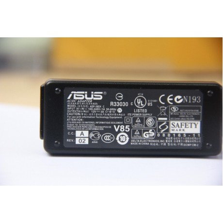 Adapter Sạc laptop Asus Eee PC 1000H 1000HA 1000HE