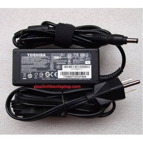 Sạc laptop Toshiba 19V-3.42A