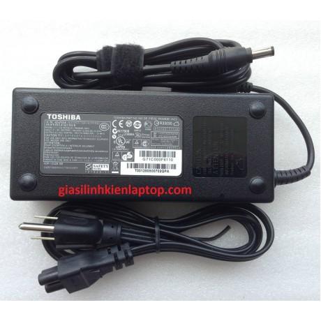 Sạc laptop Toshiba 19V-6.32A