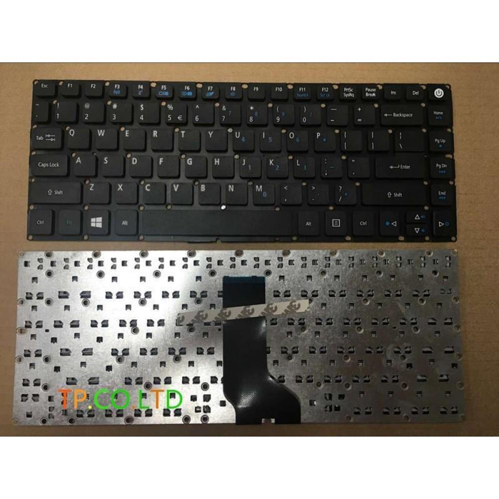 Bàn phím laptop Acer Aspire E5-523 E5-523G