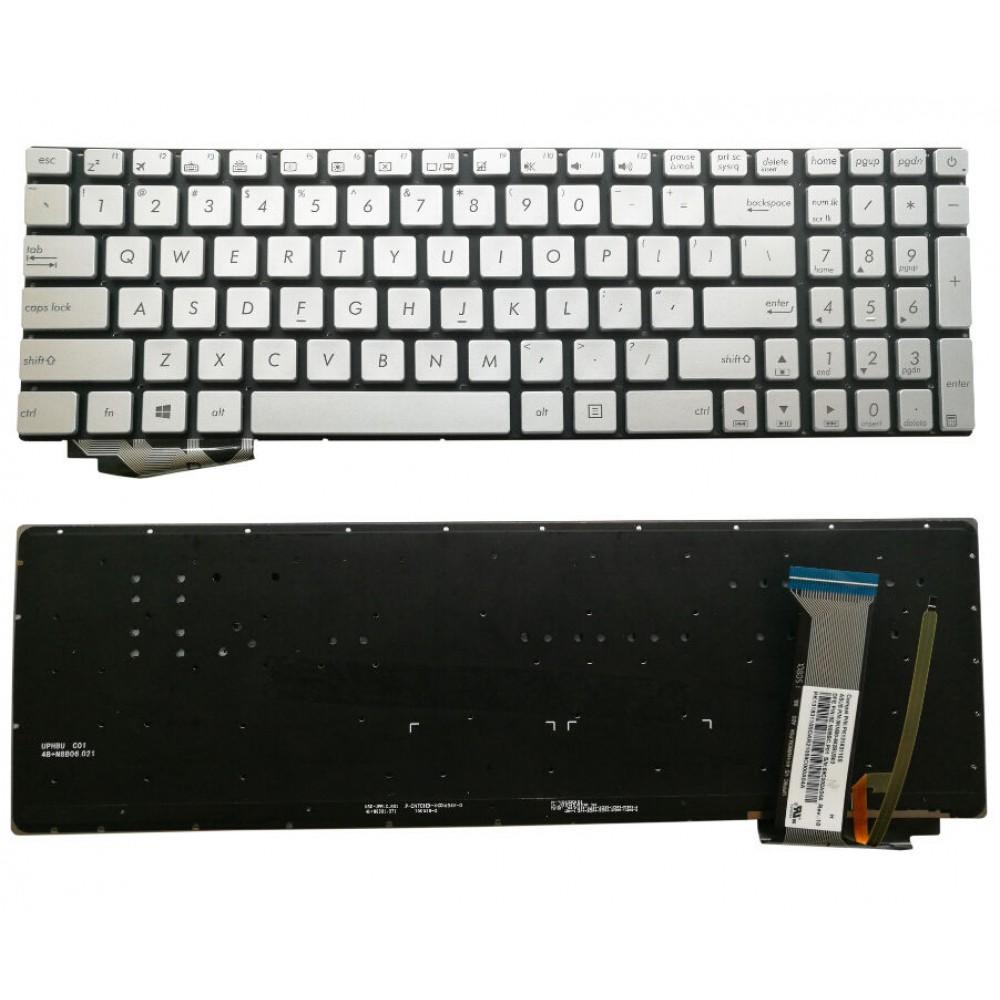 Bàn phím Laptop Asus N551J series