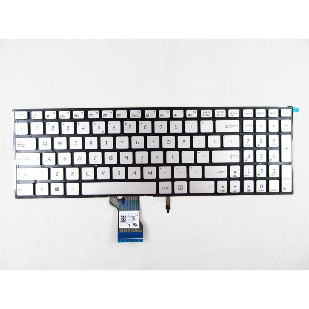 Bàn phím Laptop Asus ROG G501JW