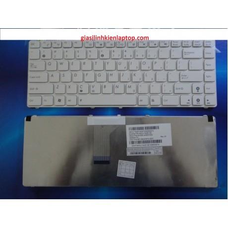 Bàn phím Laptop Asus N82 N82J series