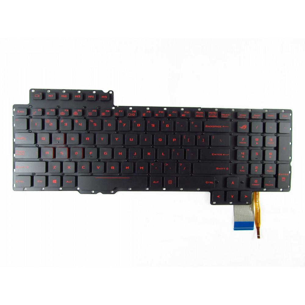 Bàn phím Laptop Asus ROG G751J G751JT G751JM G751JY