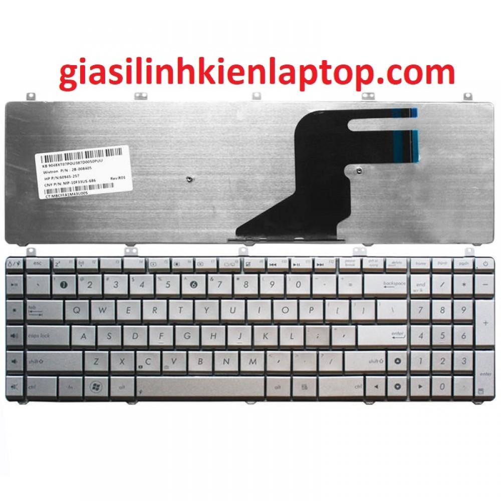 Bàn phím Laptop Asus N55 N55S N55Sl series
