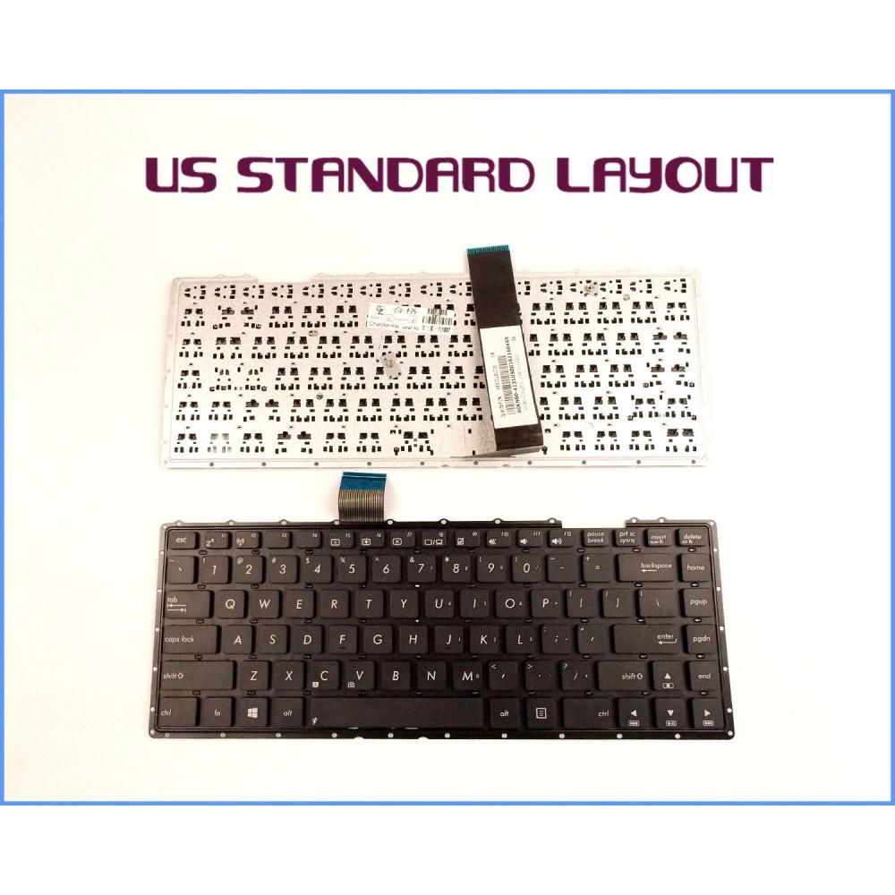 Bàn phím Laptop Asus X401 X401A X401U