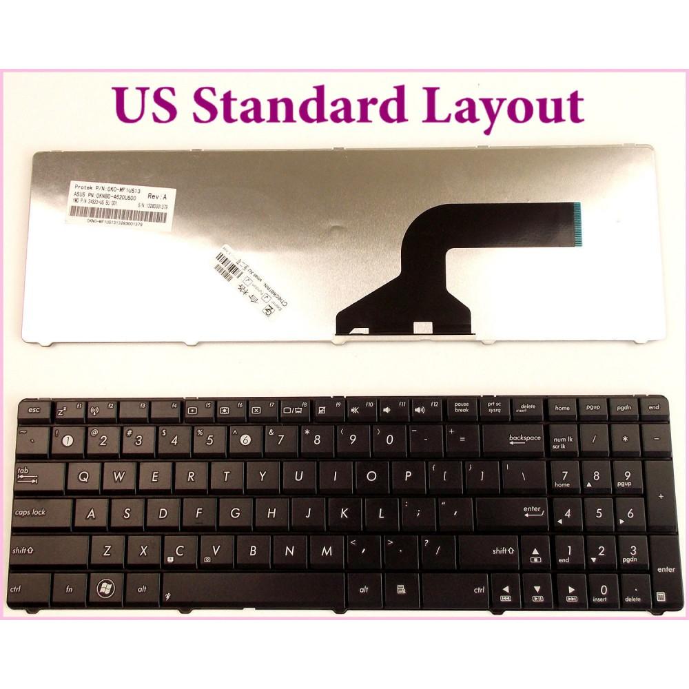 Bàn phím Laptop Asus X54 X54C X54E series