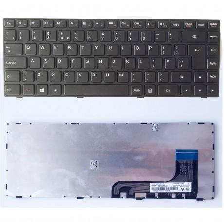Bàn phím laptop Lenovo 100-14IBY Ideapad