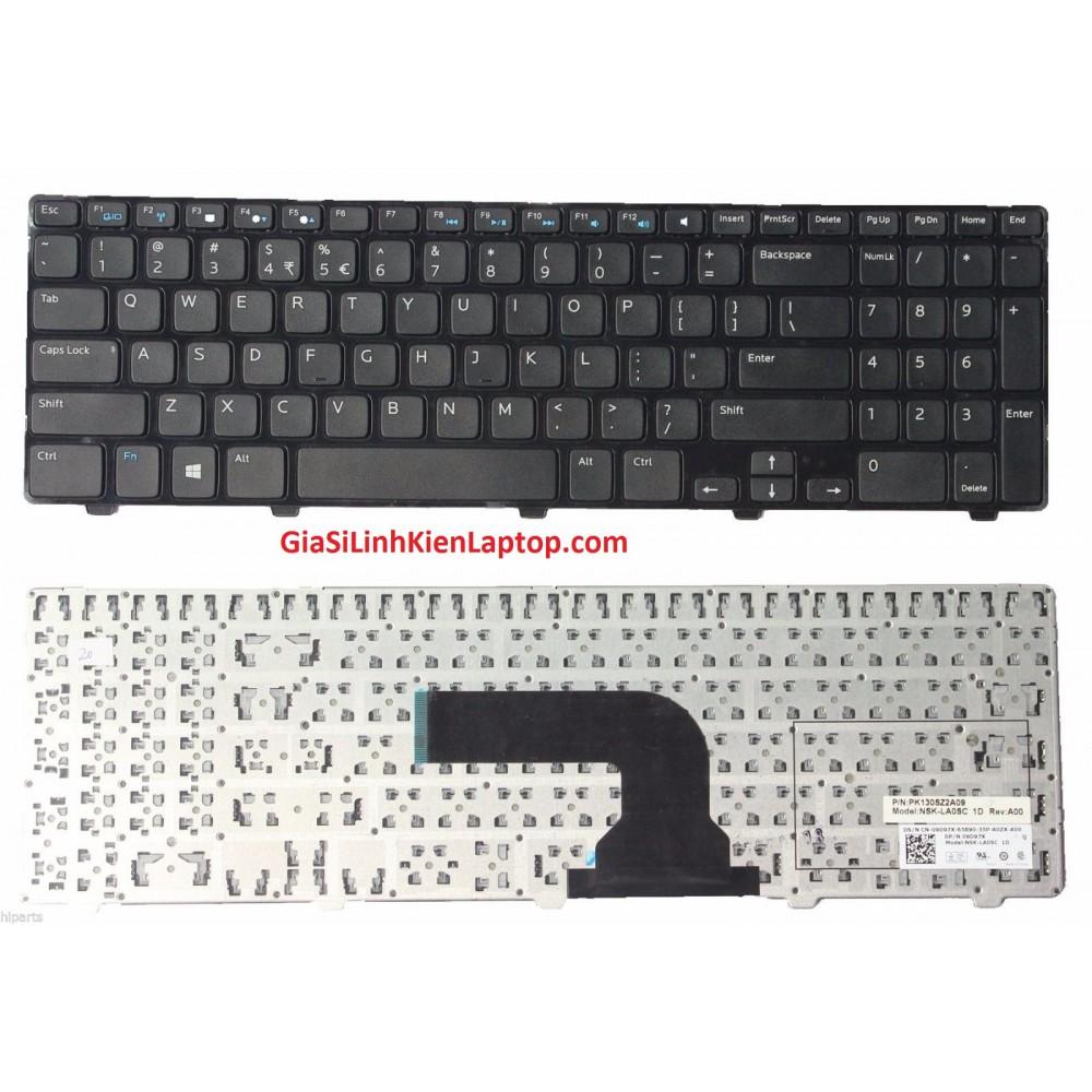Bàn phím laptop Dell Inspiron 15R 5521