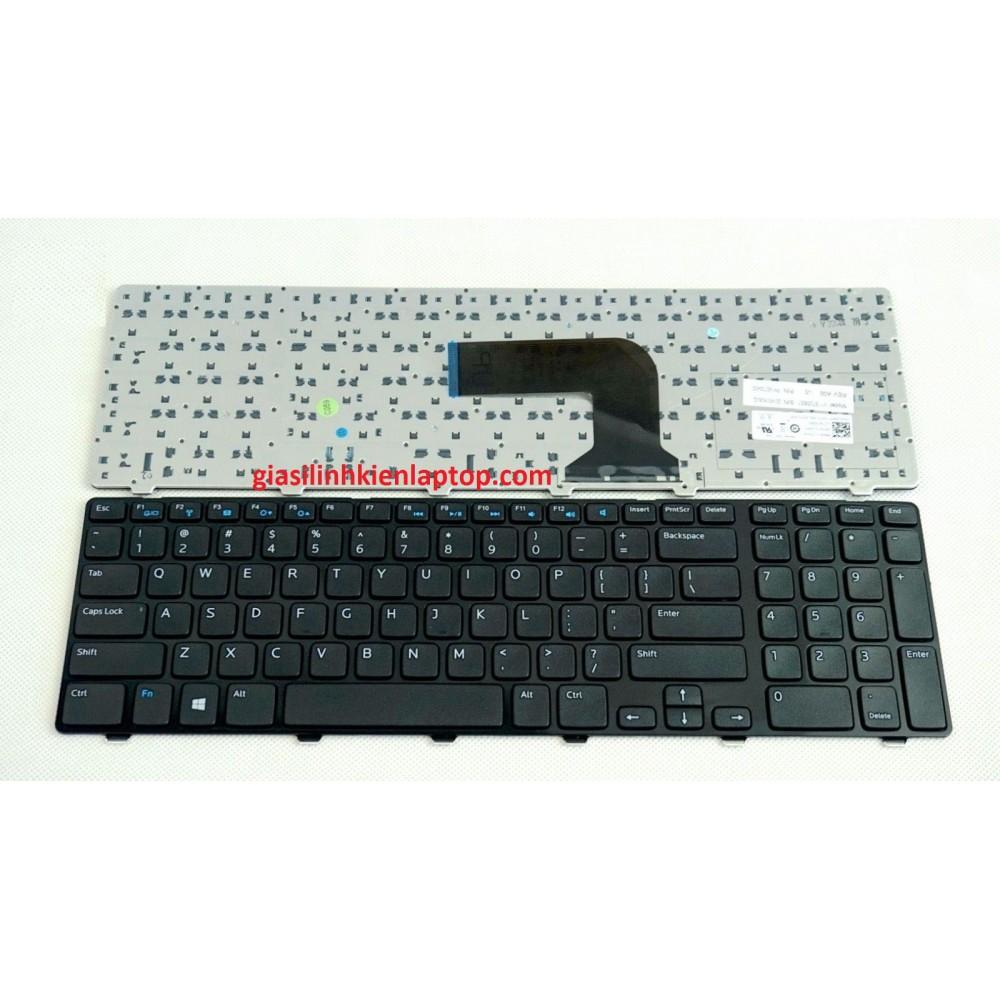 Bàn phím laptop Dell Inspiron 17R 5737