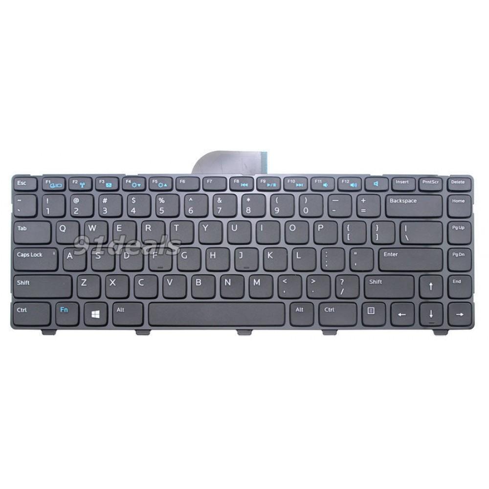 Bàn phím laptop Dell inspiron 3437
