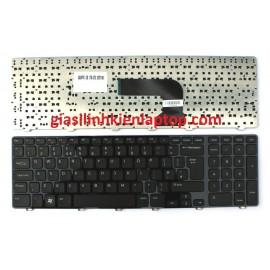 Bàn phím laptop Dell inspiron 3721 17-3721