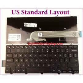 Bàn phím laptop Dell inspiron 5455 14-5455