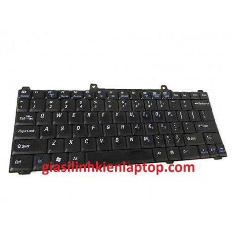 Bàn phím laptop Dell inspiron 710M