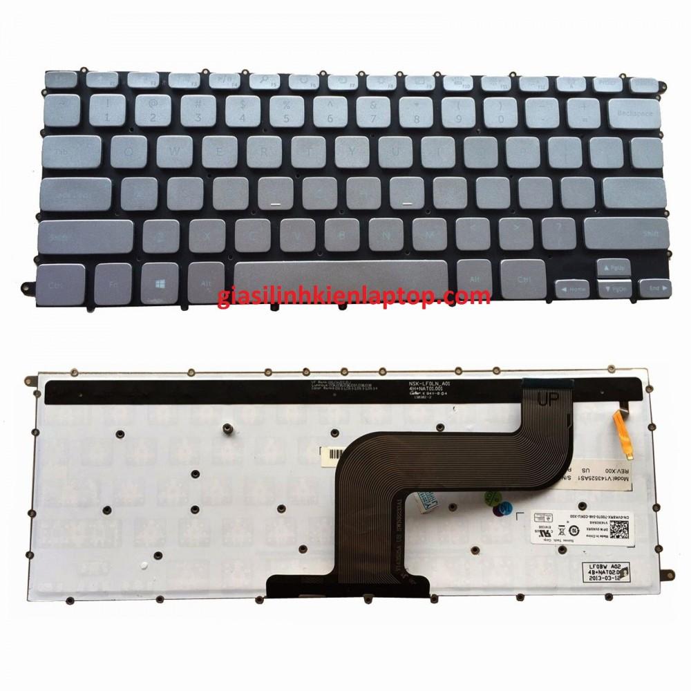 Bàn phím laptop Dell inspiron 7437 14-7437