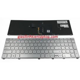 Bàn phím laptop Dell inspiron 7737 17-7737
