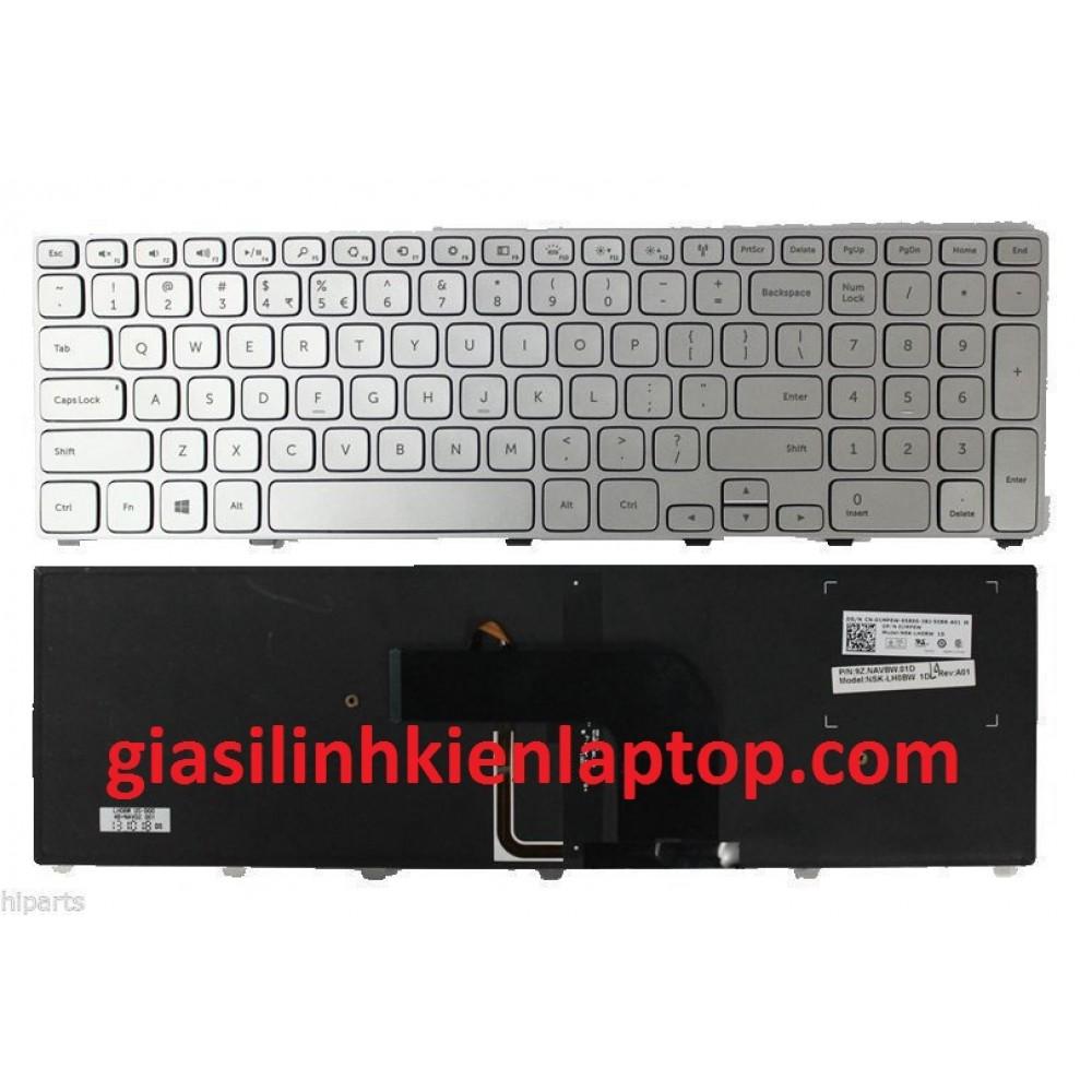Bàn phím laptop Dell inspiron 7746 17-7746
