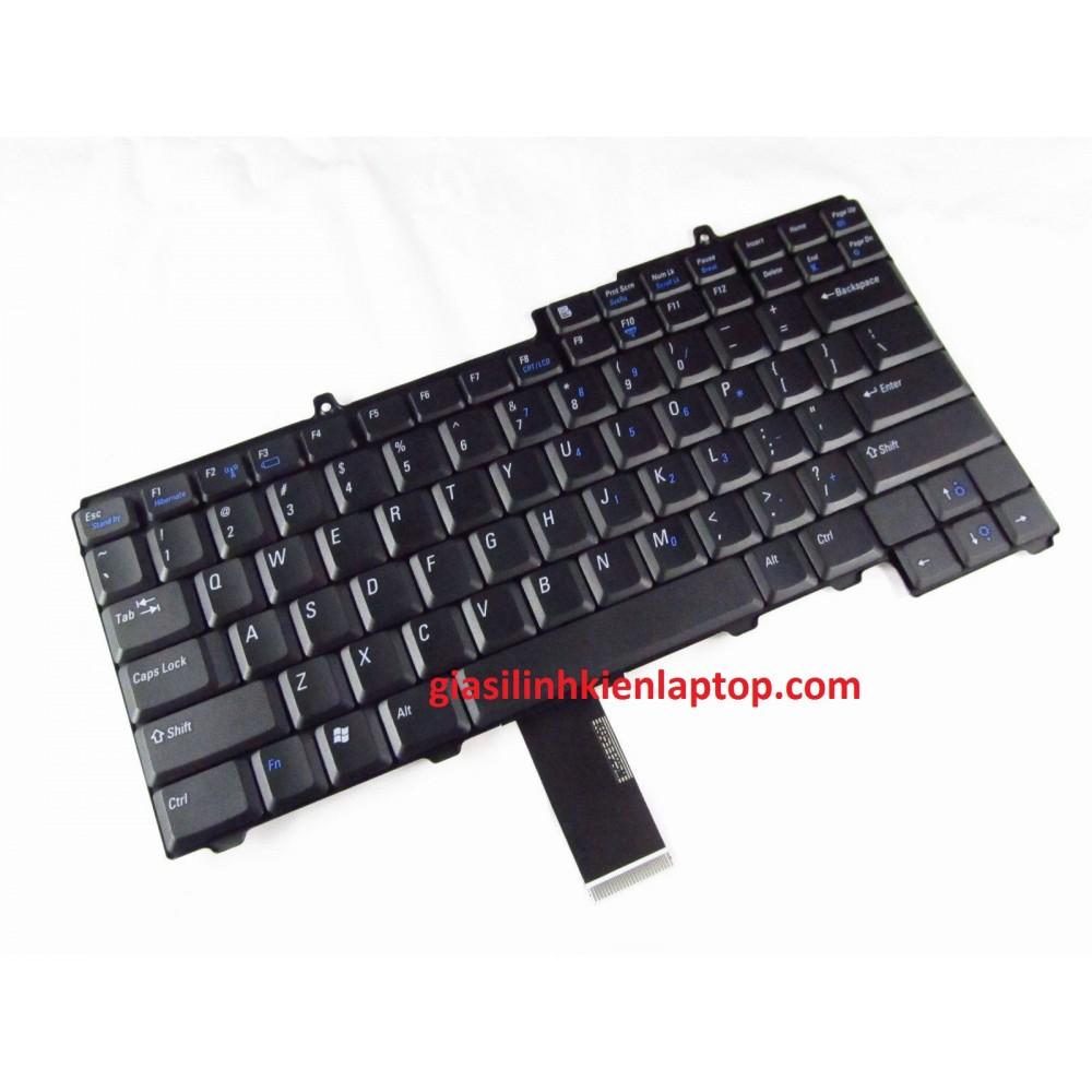 Bàn phím laptop Dell inspiron 640M