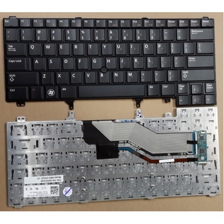 Bàn phím laptop Dell Latitude E6430 E6430S