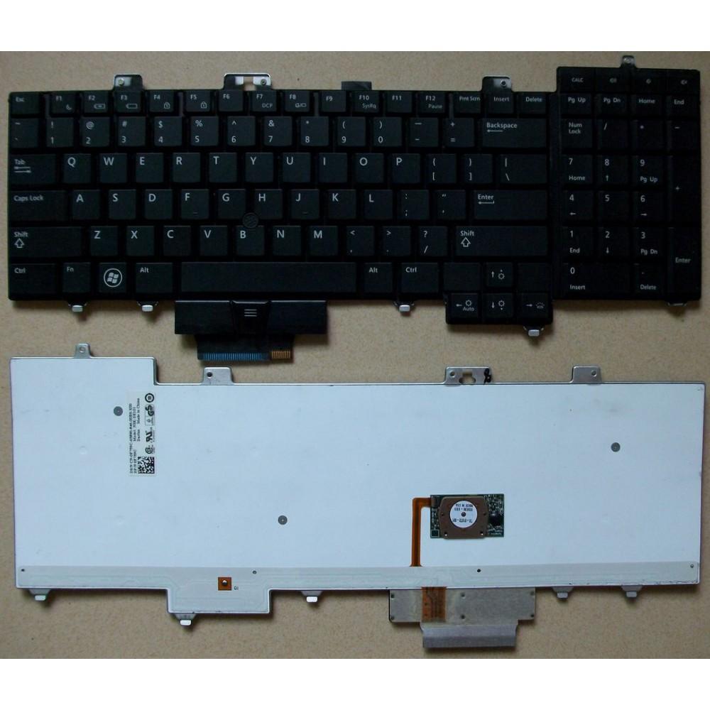 Bàn phím laptop Dell Precision M6400