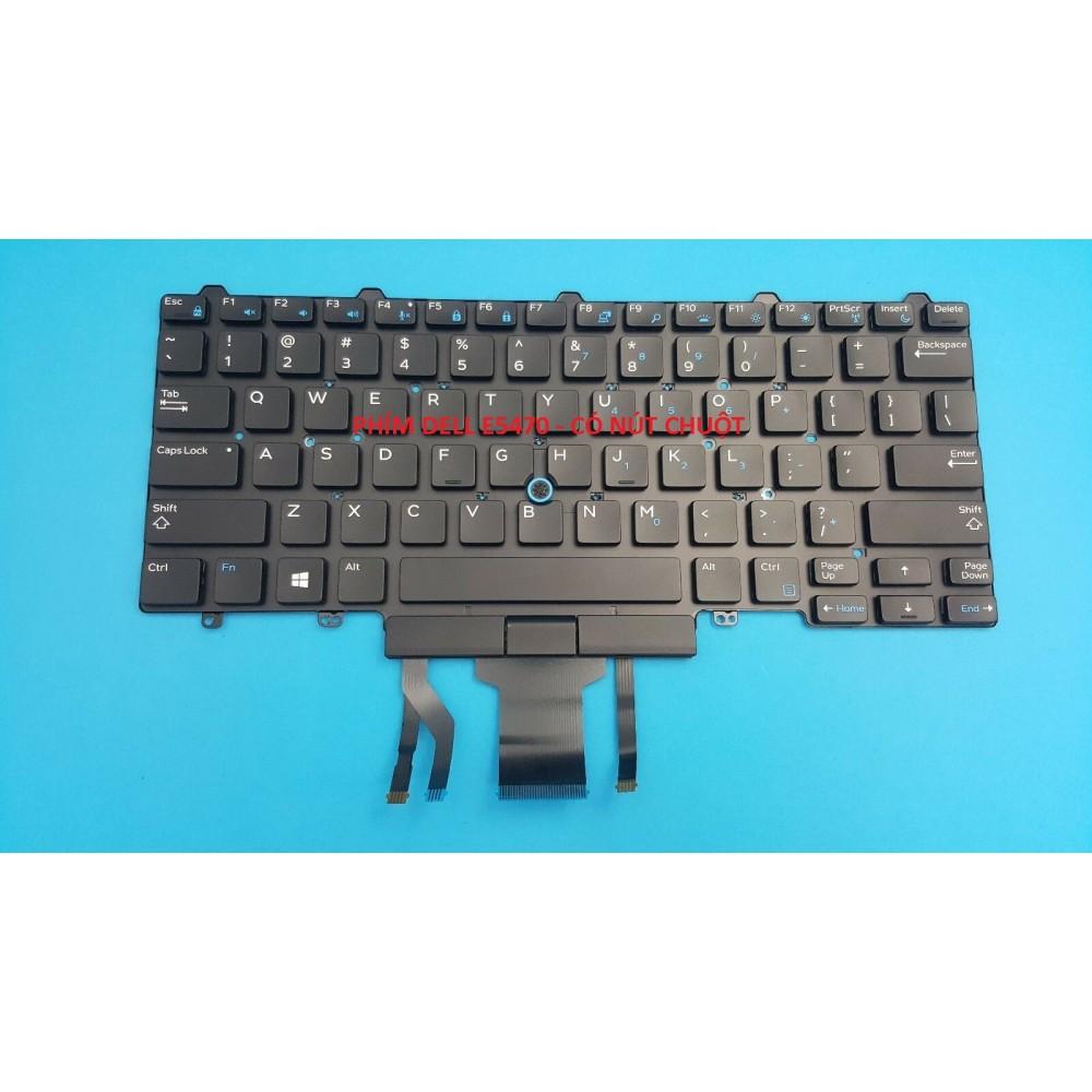 Bàn phím laptop Dell Latitude E5450