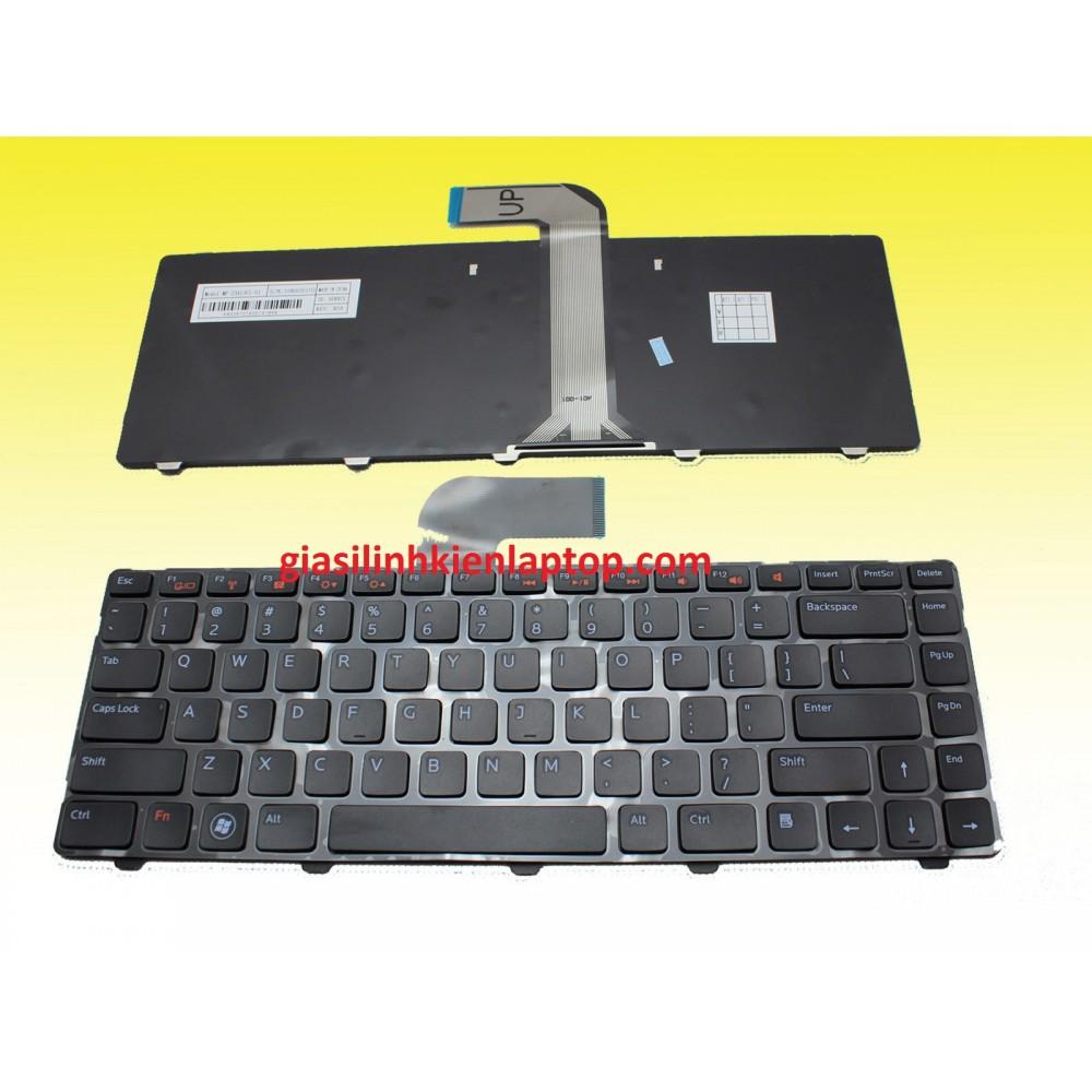 Bàn phím laptop Dell vostro 1450