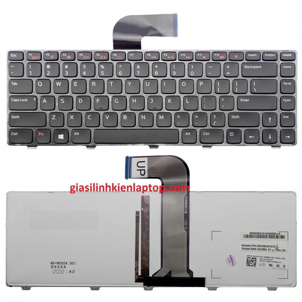 Bàn phím laptop Dell vostro 1540