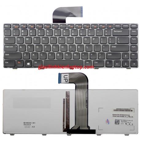 Bàn phím laptop Dell vostro 2520
