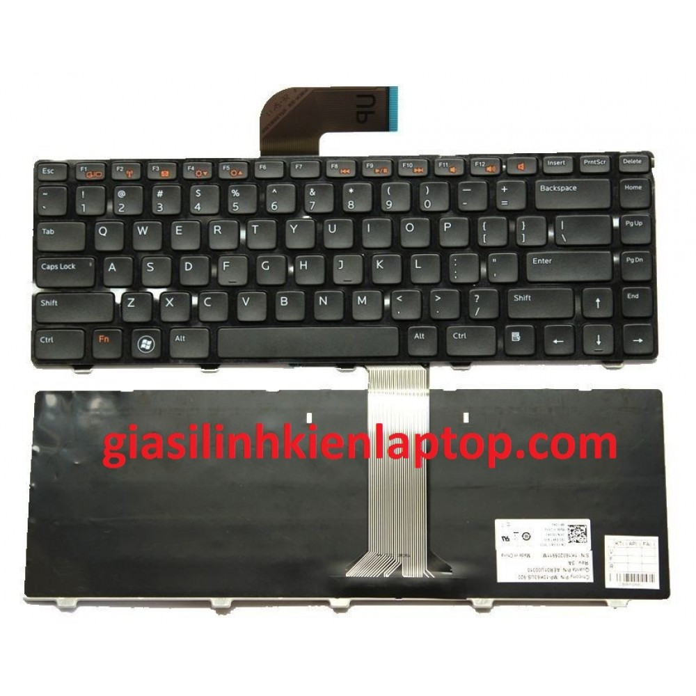 Bàn phím laptop Dell vostro 3460