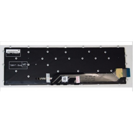 Bàn phím laptop Dell inspiron 7567 15-7567