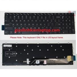 Bàn phím laptop Dell G7 7587