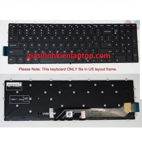 Bàn phím laptop Dell G3 3779