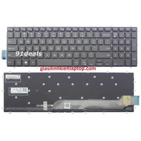 Bàn phím laptop Dell Inspiron 15 7000 7566