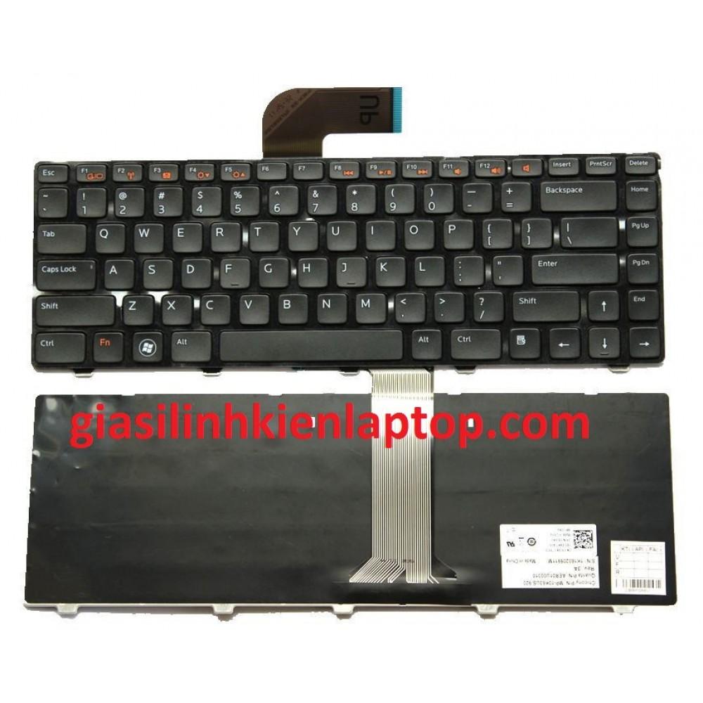 Bàn phím laptop Dell inspiron M521R 5525