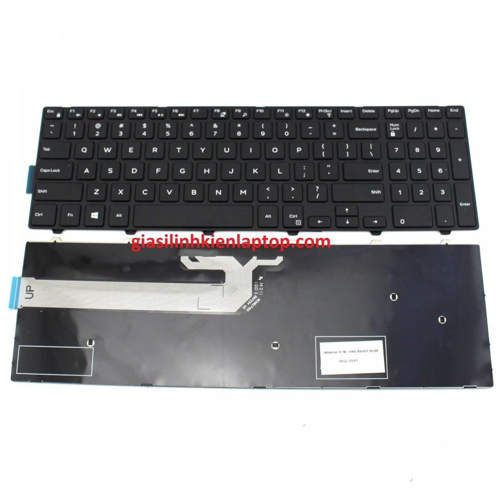 Bàn phím laptop Dell inspiron 3552 15-3552