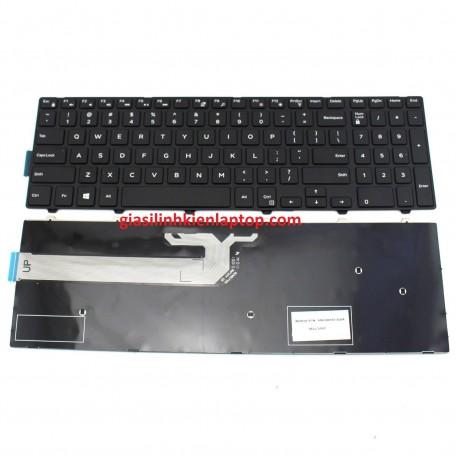 Bàn phím laptop Dell inspiron 3558 15-3558