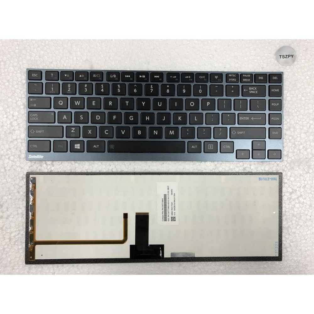 Bàn phím laptop Toshiba z930 ( dynabook R632)