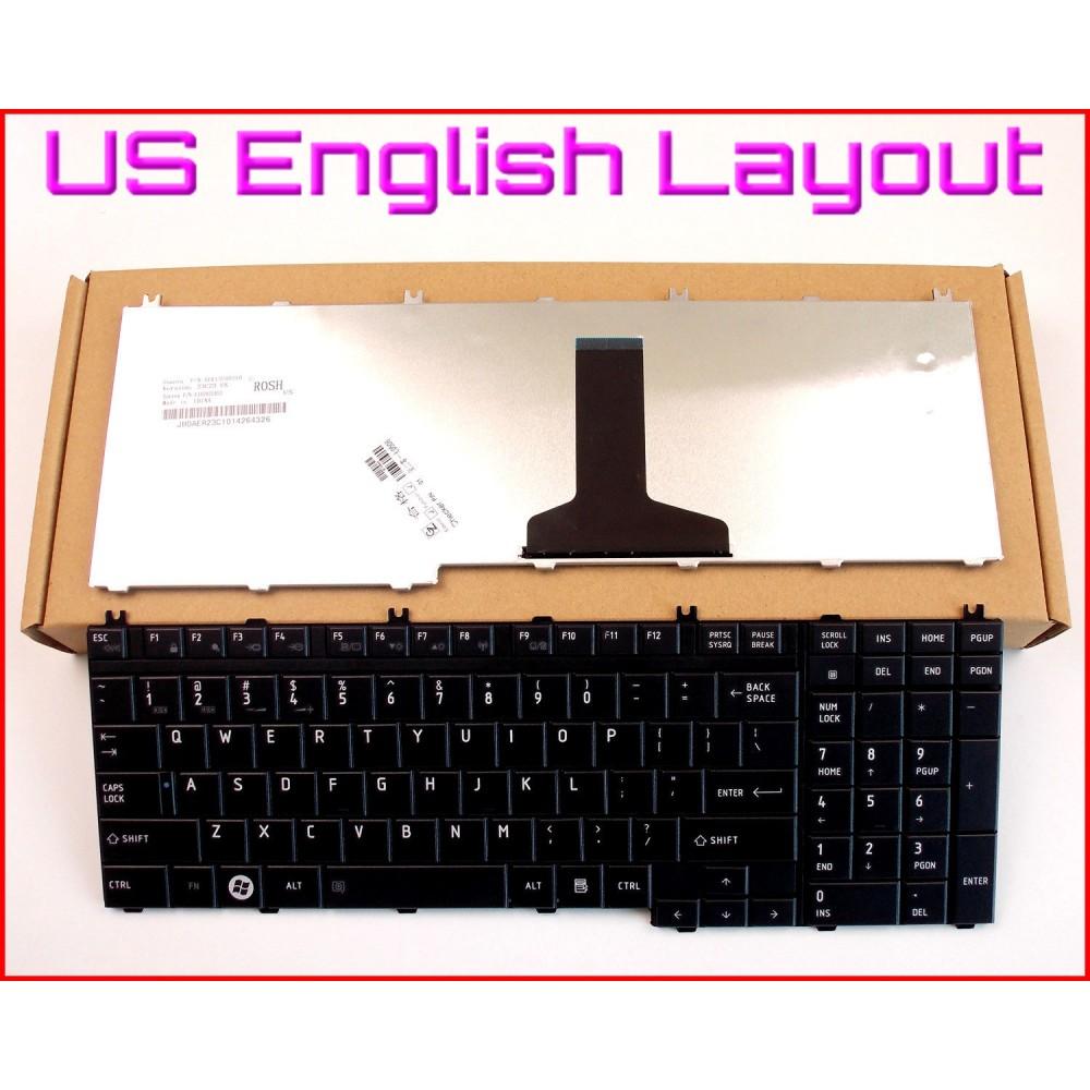 Bàn phím laptop Toshiba satellite L350 L355 L355D