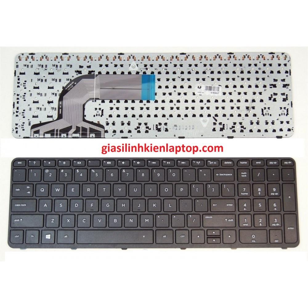 Bàn phím Laptop HP compaq 15-a 15-f 15-h 15-s series