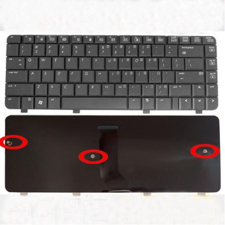 Bàn phím Laptop HP Compaq Presario CQ40