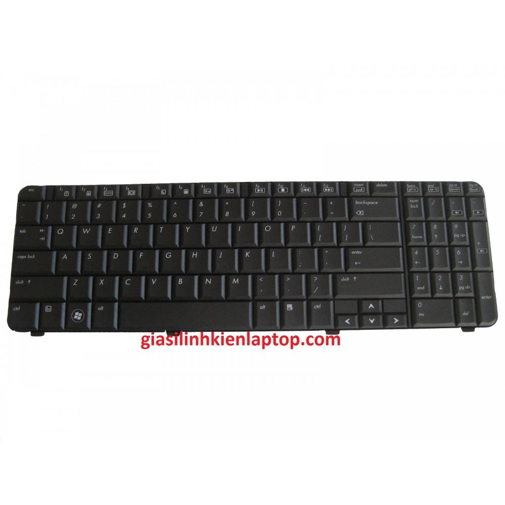 Bàn phím Laptop HP Compaq Presario CQ61
