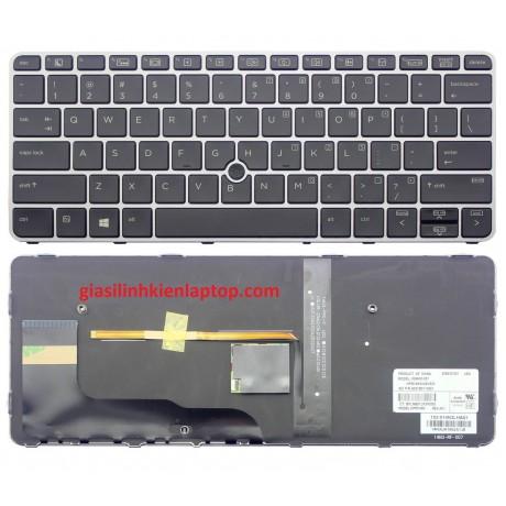 Bàn phím Laptop HP elitebook 725 G3