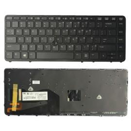 Bàn phím Laptop HP elitebook 750 G1