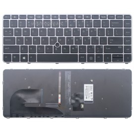 Bàn phím Laptop HP elitebook 745 G3