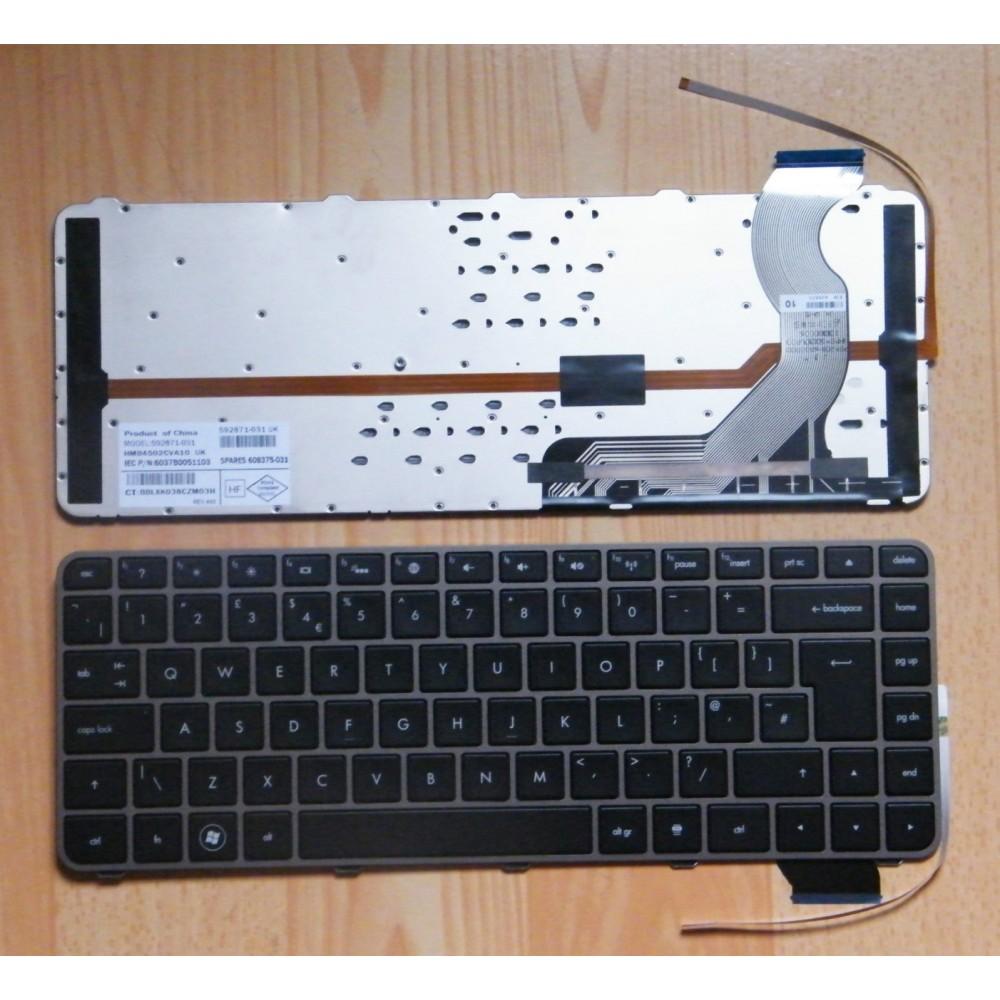 Bàn phím Laptop HP envy 14-2000 14-2100 series