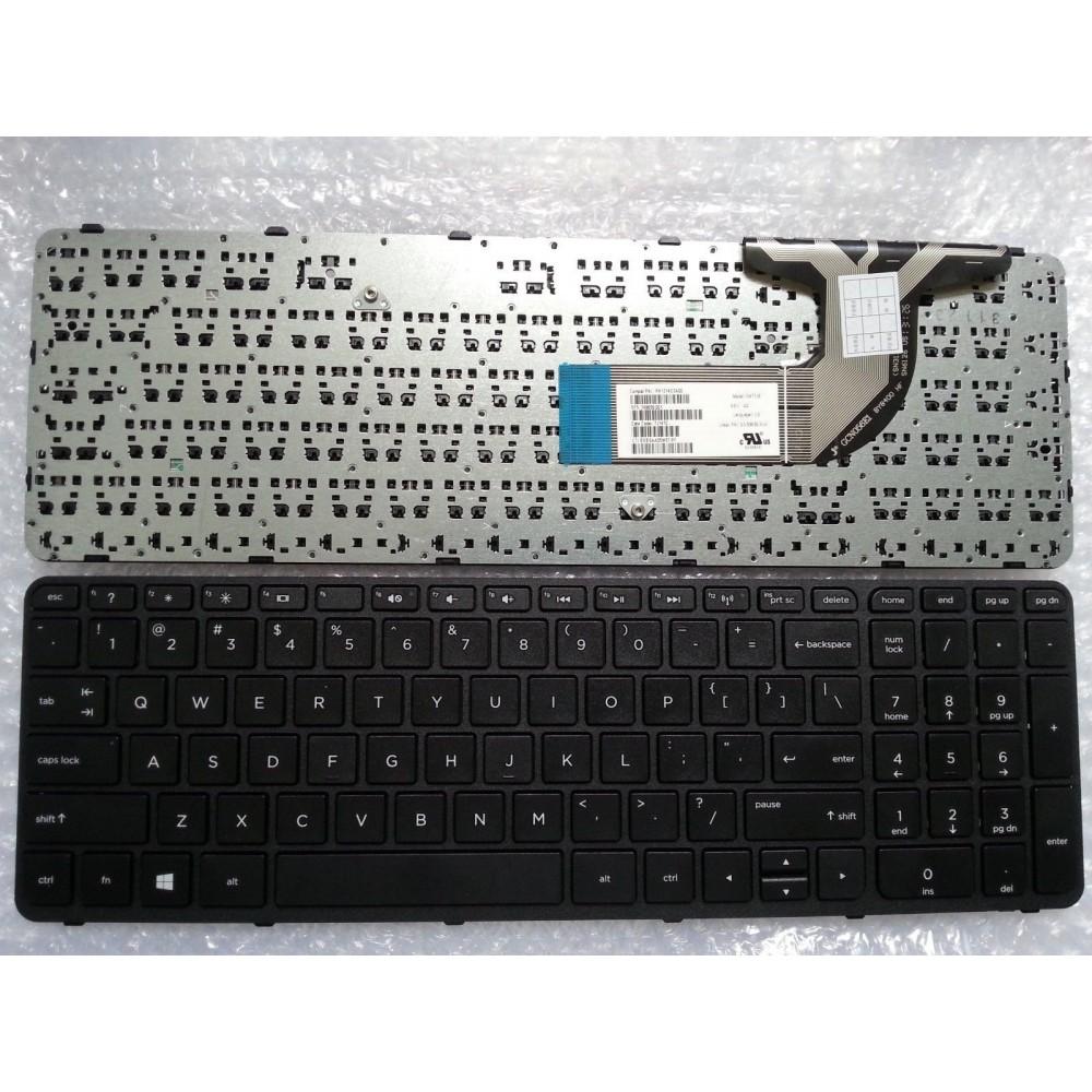 Bàn phím Laptop HP 15-f200 series