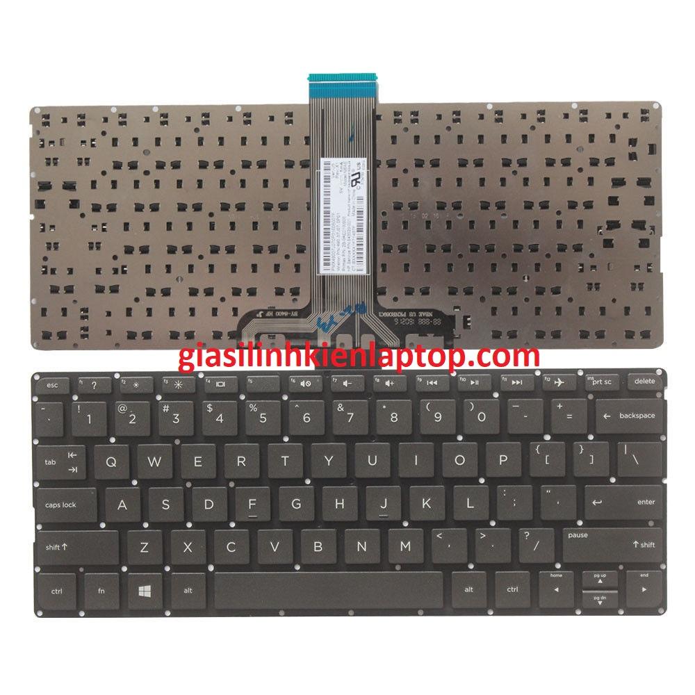Bàn phím Laptop HP Pavilion X360 11-u047TU