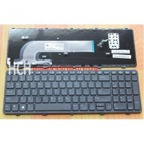 Bàn phím Laptop HP Probook 470 G2